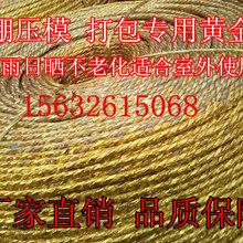 大棚压膜绳黄金绳大棚绳批发价格图片