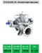 中开泵德国基格进口单级双吸离心泵水泵