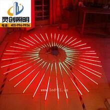安徽蚌埠市LED线条灯工厂家高亮度散热好专业技术优良品质-推荐灵创照明