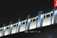 广东古镇全彩外控LED线条灯效果特点专业生产厂家高品质是关键灵创照明