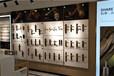 畢節市高端定制木質烤漆智能鎖具展示柜鎖行架子