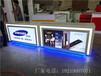 株洲TCL指紋鎖展柜智能密碼門鎖展臺木門感應磁卡電子鎖展示架