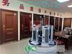 湖州伯瓦特指紋鎖展示柜電子智能鎖展示架