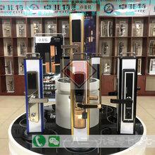 舟山智能锁柜台电子锁高柜精品中岛展示柜小展台展厅