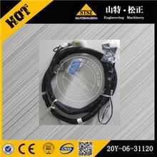 甘肃小松PC200-8显示屏电脑板线束插头20Y-06-31120图片