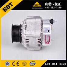 新疆小松PC220-8发电机35A600-861-3420原装现货图片