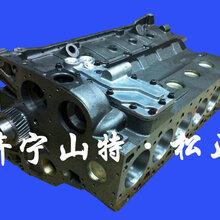 小松PC220-7发动机小中缸总成SAA6D102发动机缸体