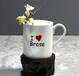 景德镇手绘山水花卉茶杯大号老板杯个性茶杯陶瓷馈赠礼品