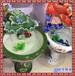 景德鎮青花循環加水陶瓷噴泉紅鯉魚陶瓷噴泉水淺噴泉陶瓷工藝品