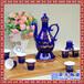 可定做景德镇陶瓷自动酒具陶瓷汾酒器企业商务外事馈赠礼品