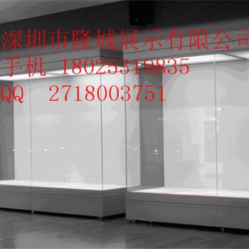 博物馆展柜制作、博物馆展示柜设计定做、深圳展柜制作厂家