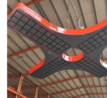吊运钢板用起重电磁铁,大连建鑫图片