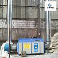 厂家订做定型机废气处理设备塑料废气处理设备油烟净化设备