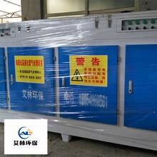 voc工业有机废气处理环保设备等离子uv光解光氧催化废气净化处理图片