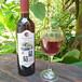 果酒厂家批发自酿散装瓶装500ml红酒葡萄酒自然发酵天然零添加