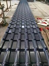 贵州贵阳树脂瓦生产工艺流程图片