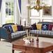 客厅皮质沙发易清洗沙发转角沙发功能沙发成都家具厂