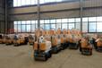 瀚雪有限公司供应山东省临沂市手扶式双钢轮压路机