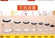 生产各种规格六棱瓶燕窝瓶蜂蜜瓶喜蜜瓶