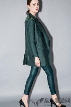 品牌服飾折扣女裝,LESERBIE奕色16冬貨源供應批發