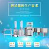 全自动厚千张机仿手工豆腐皮机设备中科厂家可定制机型