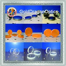 加工氟化钙平凸球面镜,双凸球面镜,平凹球面镜