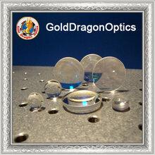 长春金龙光电加工K9双凸球面镜