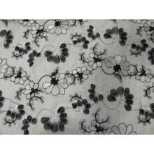 泰州刺绣花边面料白就找百华15年专业品质图片