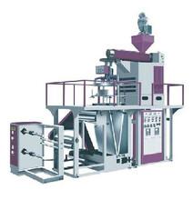 塑料吹膜机_大棚膜.地膜.包装袋厂家成都联创单层,双层,三层,PVC吹膜机