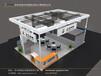 南京国际物流科技展展台搭建、桁架搭建、展柜制作