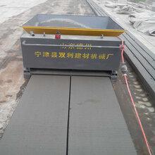 山东双利水泥墙板机设备围墙板机立柱机价格及图片图片