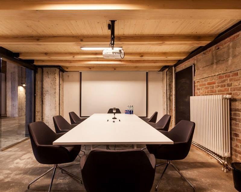 青浦办公室装潢公司钢结构隔层搭建隔墙吊顶