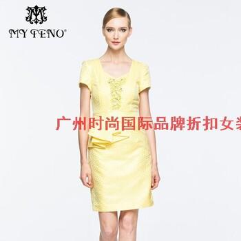 意大利设计大牌女装马天奴-广州时尚国际服饰贸易批发
