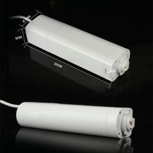 wifi杜亚窗帘电机电动窗帘管状电机轨道紫橙微家微信远程遥控控制