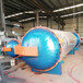 電加熱橡膠硫化罐山東硫化罐公司日通機械