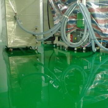承接东莞石排镇厂房车间环氧树脂地坪漆——自流平地坪漆——防静电地坪漆
