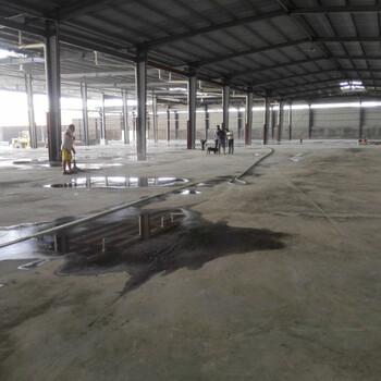 中山厂房水泥地面起砂起灰处理、水磨石地面打磨抛光硬化、金刚砂地面抛光