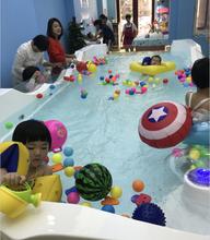 济南地区婴幼儿游泳馆加盟哪家好