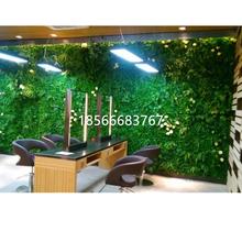 仿真植物墙花艺工程龙翔玻璃钢工艺
