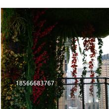 花墙仿真植物墙阳台仿真绿植
