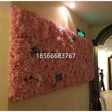 仿真植物墙绿植工程花艺装饰