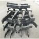 电机车配件价格电机车板弹簧价格集电弓配件井下运输机械