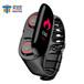 M1外贸智能手环蓝牙耳机二合一智能手表对耳通话健康礼品手镯批发