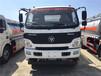 欧马可8吨油罐车流动性加油车工程矿地运油车