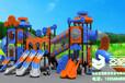 儿童滑梯万能齿轮系列YH-3A27A,大型组合滑梯,儿童滑梯