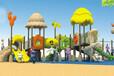 儿童滑梯田园稻草系列YH-5P02A,公园滑梯,游乐场设施,青岛滑梯,滑梯厂家