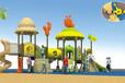 儿童滑梯田园稻草系列YH-5P04A,亚恒设备,青岛滑梯,户外组合滑梯,大型滑梯
