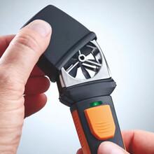 河北总代理德国德图testo410i-无线迷你叶轮式风速测量仪小巧灵活高效图片