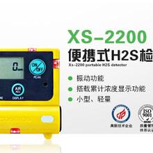 硫化氫檢測儀日本進口XS-2200便攜式H2S檢測儀青島路博圖片