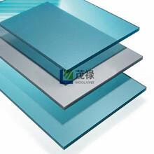 pc板材规格1.222.44mPC耐力板各种颜色可选大量现货